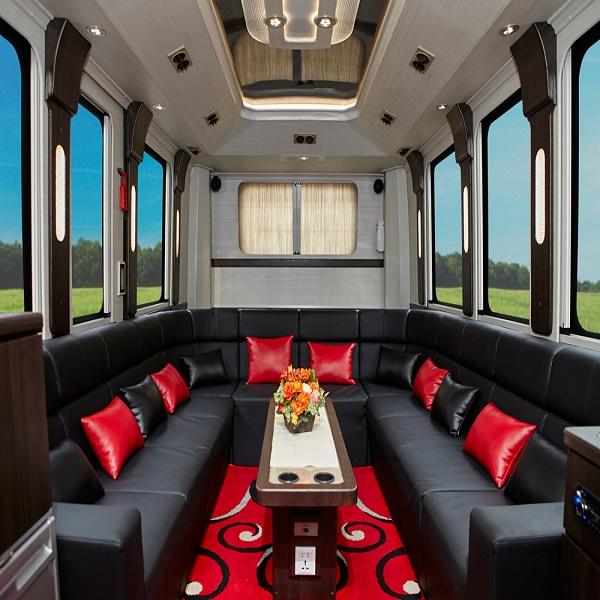Bus Mewah Manhattan