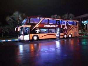 Bus Premium Pandawa 87