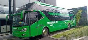 Pandawa 87 Suites Class Sleeper Bus