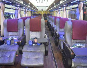 Bus Mewah Suryaputra